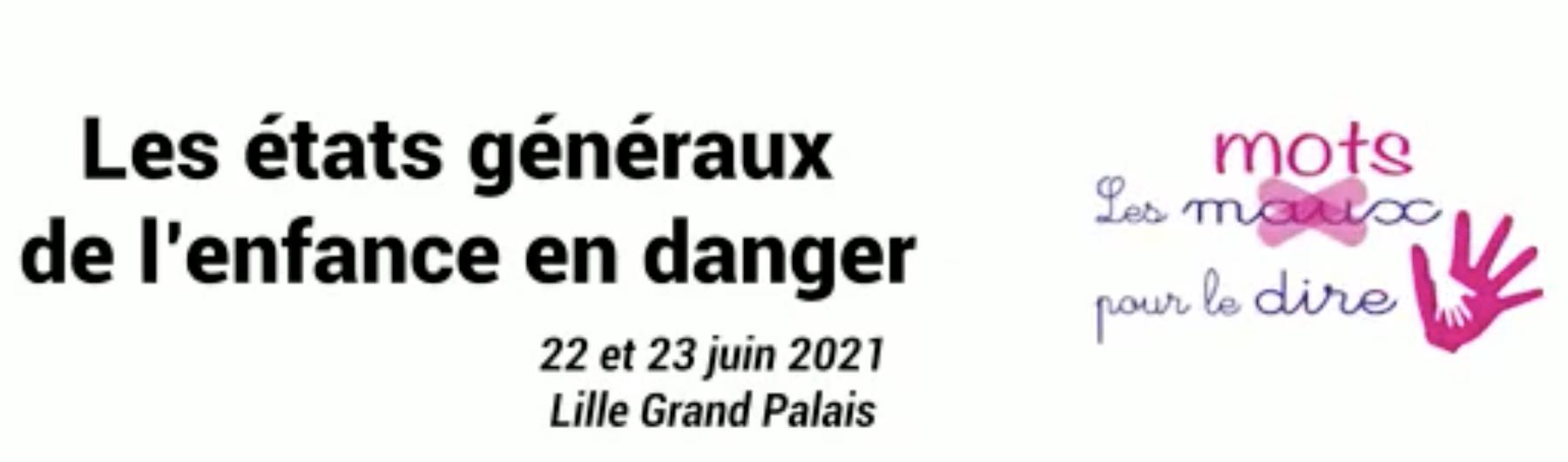 états généraux de l 'enfance en danger